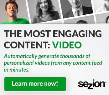 Video is the most engaging content