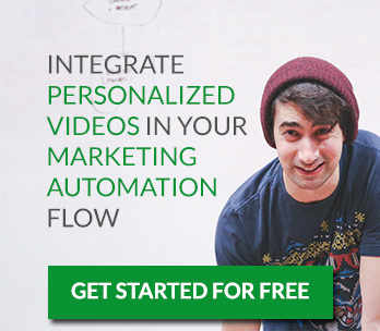 Integrate Personalized Video Within Your Marketing Automation Flow