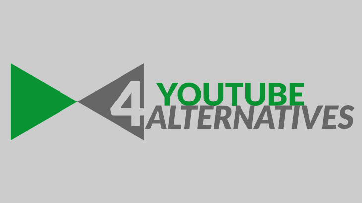 4 YouTube alternatives