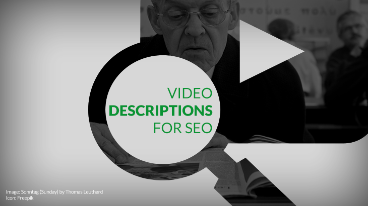 Improve your video SEO with effective video descriptions