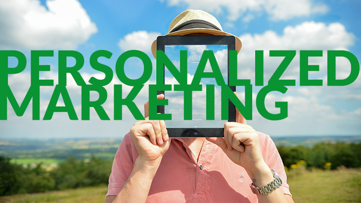 Personalized marketing