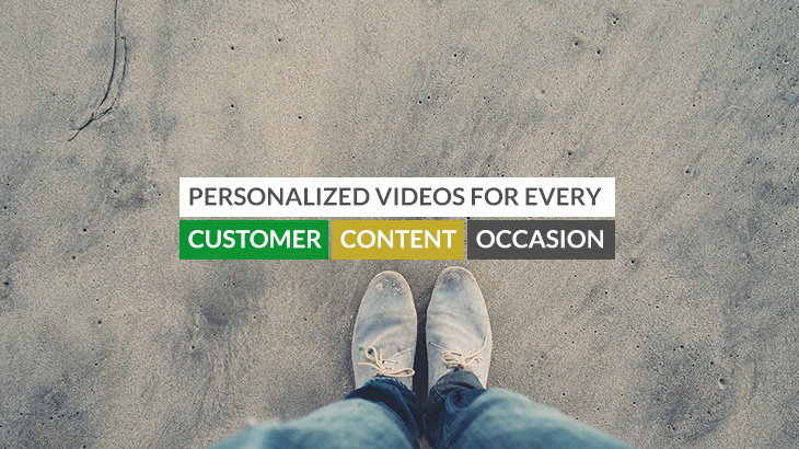 Personalized Video Examples by Sezion